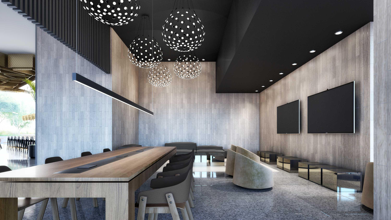 300 south riverside plaza tenant lounge